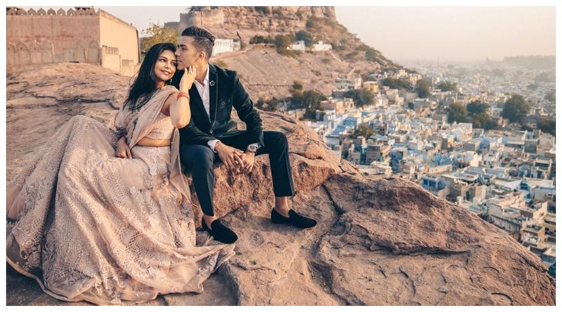 Best pre-wedding locations in Rajasthan for Couples