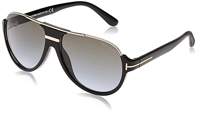 Tom Ford Dimitry Aviator Sunglasses by FFT Experience