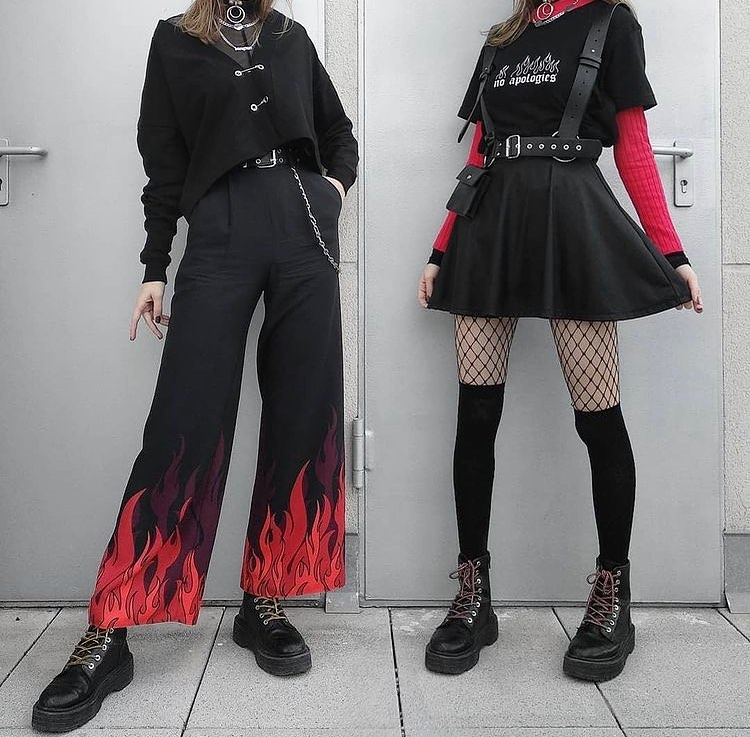 Best Grunge Outfits of 2021