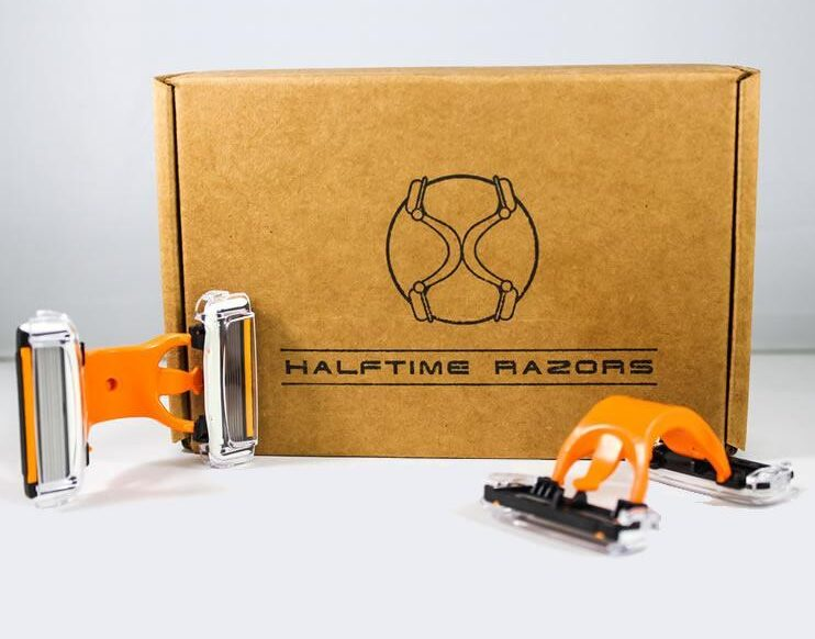 Halftime Razor Pack By Head Shave Club