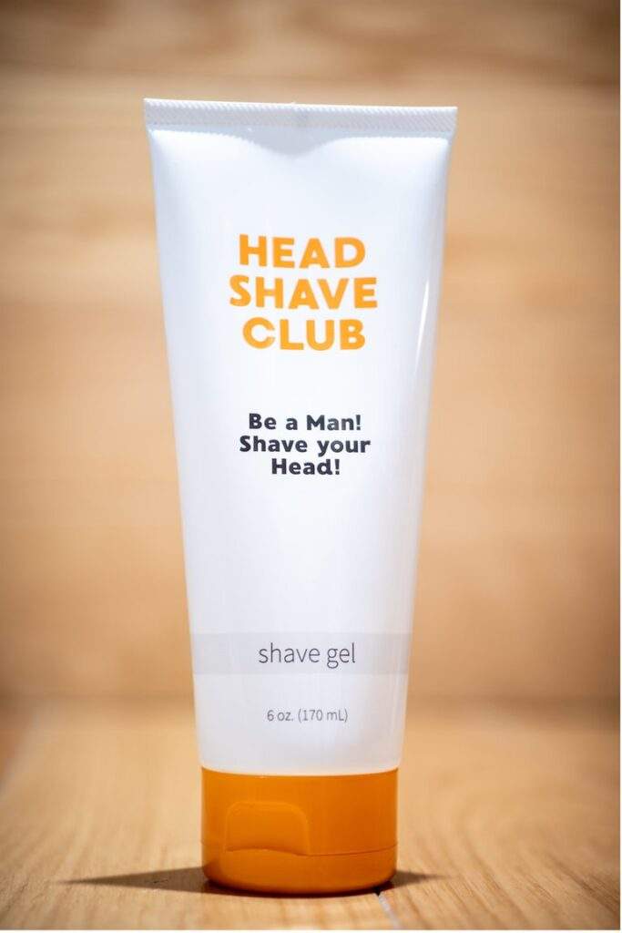Shave Gel By Head Shave Club