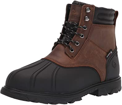 Wolverine Heritage Muscovy Chukka(best duck boots for men)